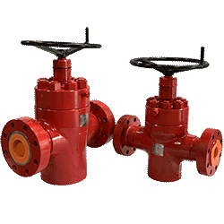 Chromatic 6A Gate Valves