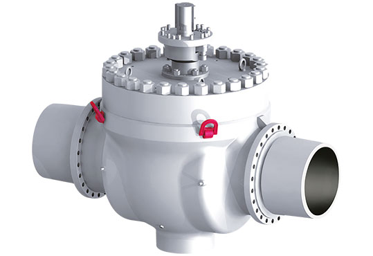 RMT Top Entry Ball Valve