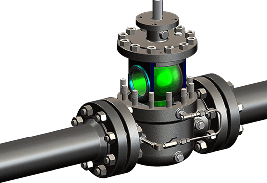 DOV-ball-valve